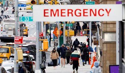 EE.UU.: Récord de 1.169 muertos en un día por covid-19