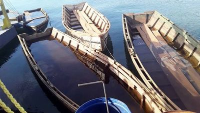 Incautan embarcaciones en CDE