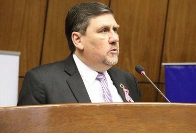 Senado suspende todas sus actividades por caso de coronavirus