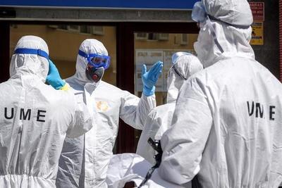 España supera a Italia en contagios por coronavirus