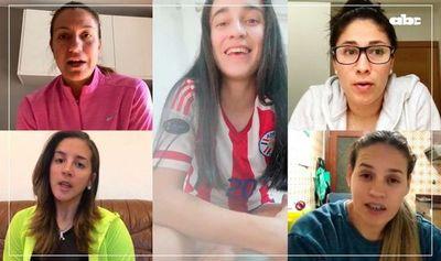 La pandemia del covid-19, la cuarentena y la casi soledad: ¿cómo viven la jugadoras paraguayas en Europa?