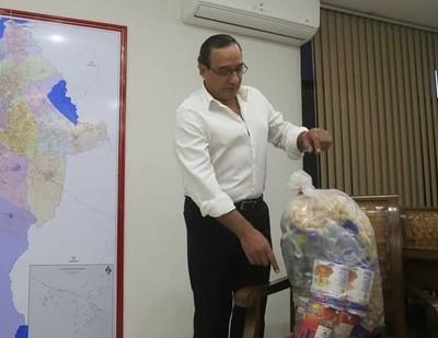 Este fin de semana distribuirán kits de alimentos y limpieza en Central