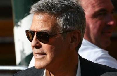 La noche en que George Clooney fue salvado por un cerdo