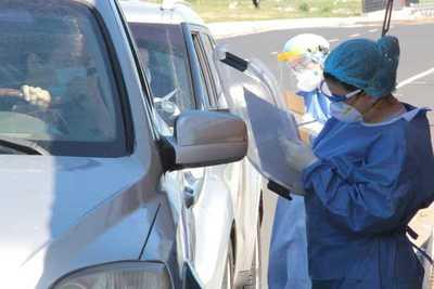 Así se realizarán los test express para detectar el coronavirus en la Costanera