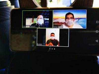 Exitosa primera reunión online de la comisión asesora del Senado