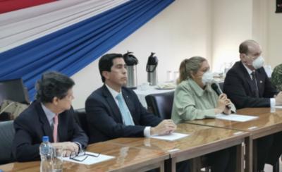 """HOY / Fiscal General advierte: """"No reciban a nadie que vaya de Asunción"""""""