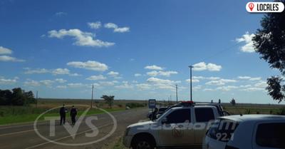 San Pedro del Paraná con bloqueo sanitario durante las 24 horas