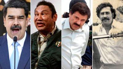 """La Casa Blanca le aseguró a Nicolás Maduro que aún tiene tiempo para no terminar como Manuel Noriega, Pablo Escobar o """"El Chapo"""" Guzmán"""