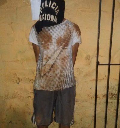Joven con antecedentes penales  es detenido por hurto de calzados – Diario TNPRESS