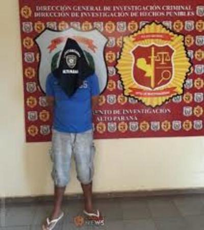 Sentencian a 8 años de prisión a delincuente  que participó de un violento asalto armado – Diario TNPRESS