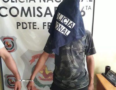 12 detenidos en Franco por no quedarse en sus casas