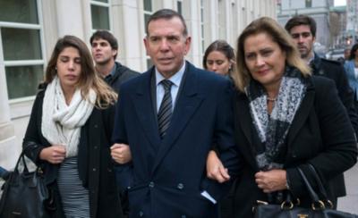 HOY / Defensa de Juan Angel Napout pide liberación para evitar el coronavirus
