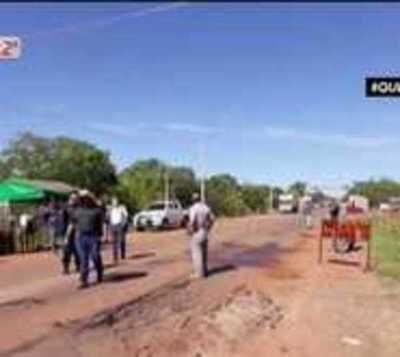 En San Pedro autoridades bloquean ingreso de reclusos a la ciudad