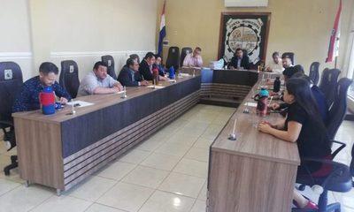 Concejales liberales defienden sin vergüenza alguna los negociados de Digno Caballero en Minga Guazú – Diario TNPRESS