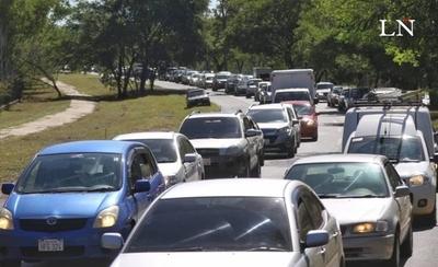 HOY / Violación de cuarentena: multas de 2 a 4 millones para retirar vehículos incautados