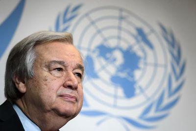 """Jefe de ONU dice que lo peor del coronavirus """"está por llegar"""" en países en guerra"""