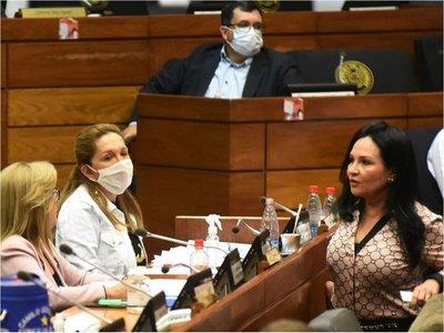 María Bajac dio positivo al Covid-19 en la última sesión del miércoles