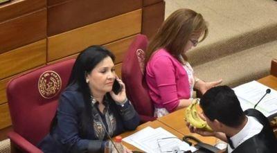 Llano advirtió a Bajac que no era conveniente viajar: igual voló con dinero del Senado