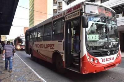 Disponen nuevos horarios para el servicio del transporte público durante semana santa