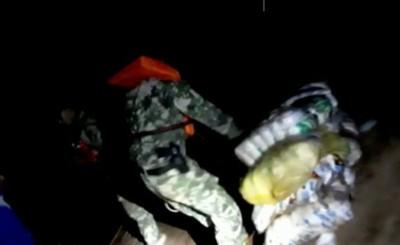 Detienen a 45 presuntos contrabandistas en orillas del Paraná