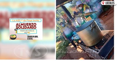 """En Cambyretá: Grupo los loros realizan """"olla popular"""" para las familias vulnerables"""
