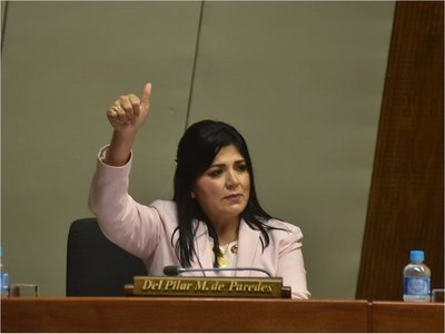 Del Pilar Medina pide perdón y dice que se someterá mansamente a la Justicia