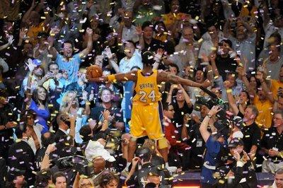 Kobe Bryant y un legado imborrable