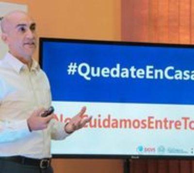 Salud confirma 104 casos de Covid-19 en Paraguay