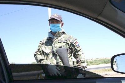 """Polis y milicos salieron a la pesca de """"tavycho"""""""