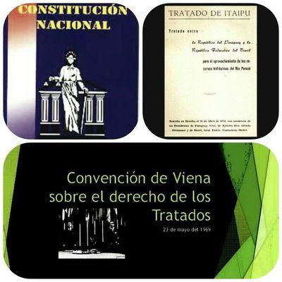 """Los """"tratados"""" de Itaipú y Yacyretá del Ing. Luis Villordo no existen"""