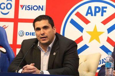 """""""La vuelta del fútbol será a puertas cerradas"""""""