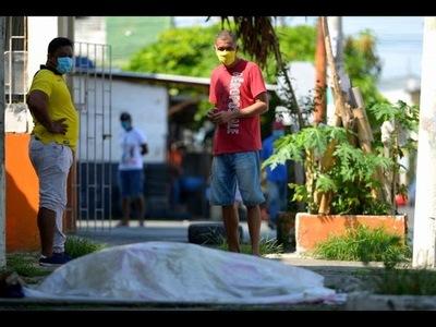 MÉDICA PARAGUAYA EN ECUADOR: ''USEN TAPABOCAS, EN PARAGUAY ESTÁN A TIEMPO''