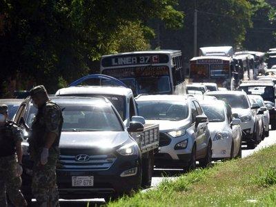 Más de 200 aprehendidos por incumplimiento de cuarentena en 24 horas