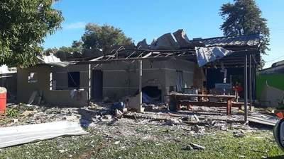 Investigan supuesto atentado con una bomba en Domingo M. de Irala