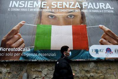 "Italia piensa ya en un plan para salir ""gradualmente"" de la pandemia"