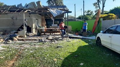 Denuncian atentado con explosivo en Irala