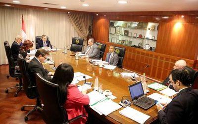 Ministros de la CSJ trabajarán desde sus casas hasta el 17 de abril