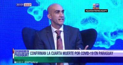Jornada de luto: Ministro confirma cuarto fallecido por coronavirus