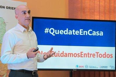 Cinco fallecidos y 113 casos confirmados de coronavirus en Paraguay