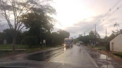 Lunes lluvioso y con descenso de temperatura, anuncia Meteorología