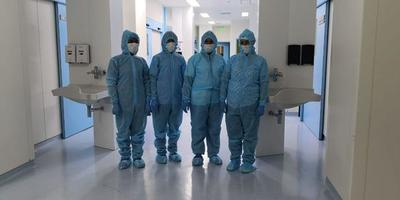 Estricto protocolo de Covid-19 en quirófano el Hospital del Área 2