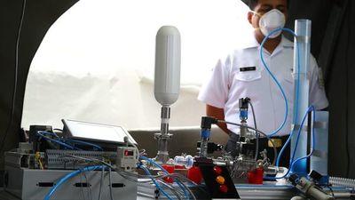 Perú comienza a producir respiradores artificiales para enfermos de COVID-19