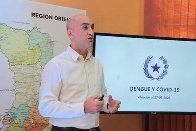 Mazzoleni pide apoyar a 40 mil trabajadores de Salud ante aumento de contagiados