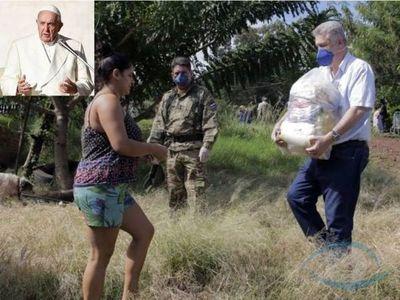 Francisco pidió que nadie aproveche la pandemia «para su propio beneficio»
