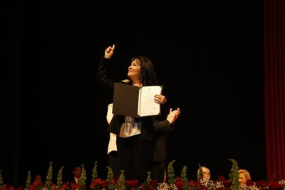 La imputada María Eugenia Bajac se resiste a abandonar el Senado