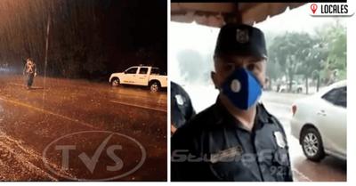 """""""Cuidemos a quienes nos cuidan"""": Solicitan la ayuda de la ciudadanía para colaborar con los agentes policiales"""