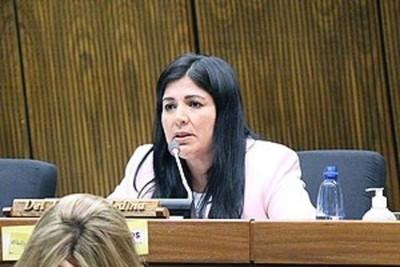 Solicitan desafuero de la diputada Del Pilar Medina