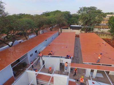 Techan los futuros hospitales de contigenica en Ineram e Itauguá