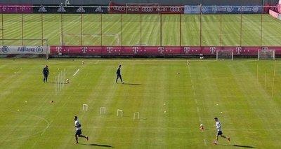 El Bayern regresa a los entrenamientos