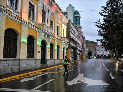 Oruro, la región boliviana que hace semanas logró contener el coronavirus